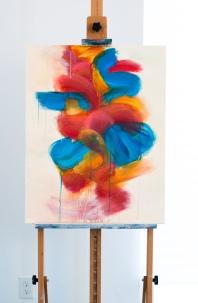 Love on the Brain-Acrylic-3